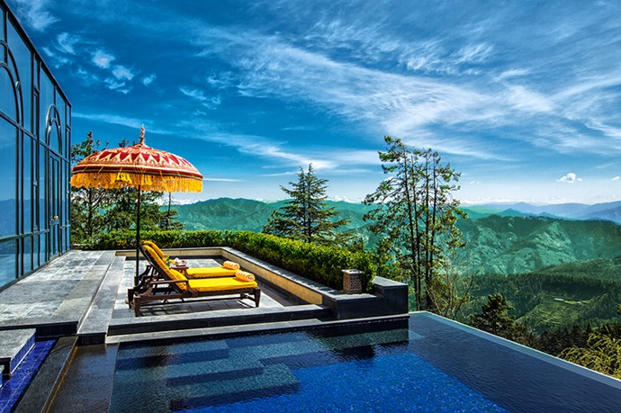 Wildflower Hall, Nepal: Perched atop the Himalayas, this old-world hotel offers Ayervedic treatments and nature walks as well as A+ panoramic photo opps.