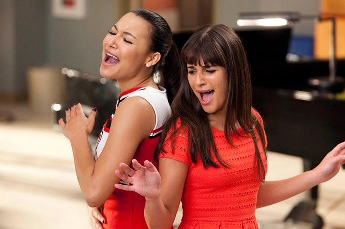 Whilst other feuds may be secret, this one definitely isn't. Naya Rivera and Lea Michele have both spoken out about their dislike of one another.