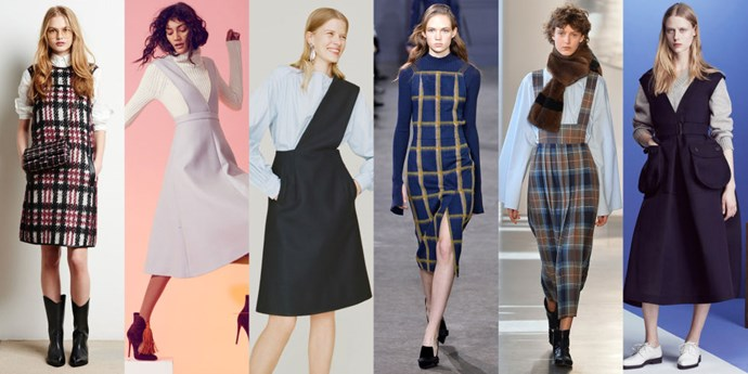 <strong>SCHOOLGIRL JUMPERS</strong> <br><br> <em>As seen at Tomas Maier, Novis, Trademark, Jason Wu, Suno and Jil Sander Navy</em>