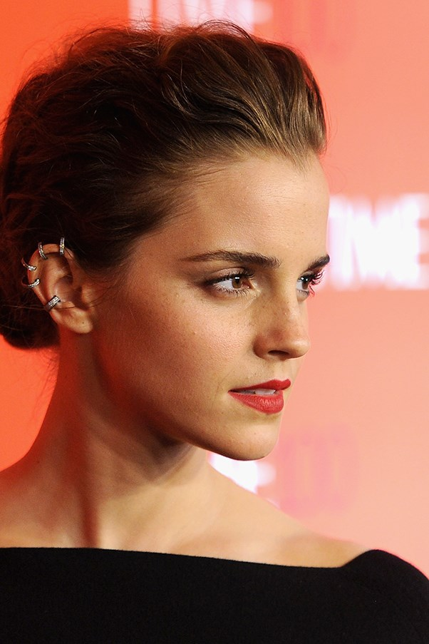 Emma Watson at the TIME 100 Gala.