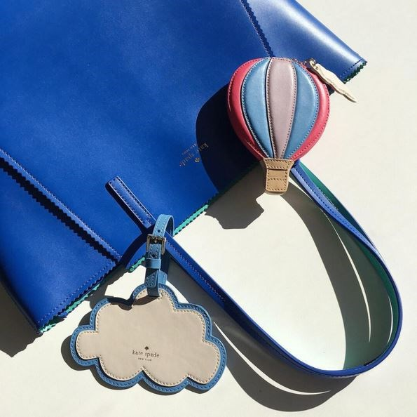 <p><strong>@katespadeny</strong></p> <p>For your girly girl fix.</p>