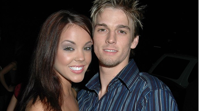 "<p>Aaron and Angel Carter</p> <p>It is almost too good to be true that Aaron Carter has a twin-sister called Angel. She's spoken out about their relationship before saying, ""they definitely have a strong twin connection.""</p>"