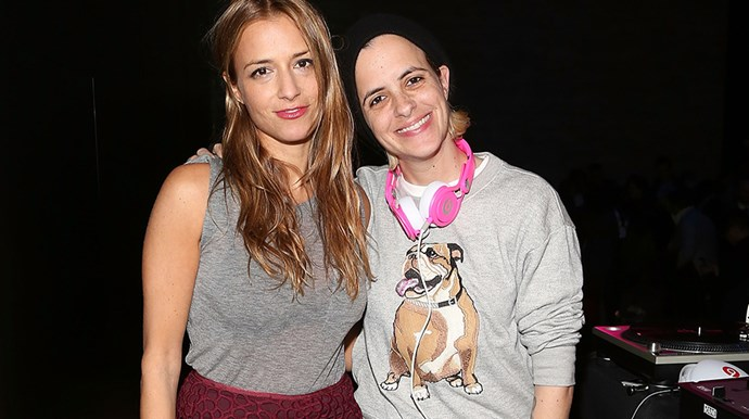 <p><strong>Charlotte and Samantha Ronson</strong></p> <p>One is a fashion designer and the other is a highly regarded DJ. This family is too cool. </p>