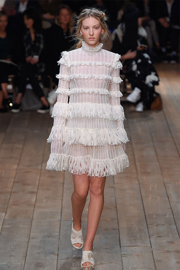 Trend: The period piece<p> <p> Inspiration: Alexander McQueen SS16