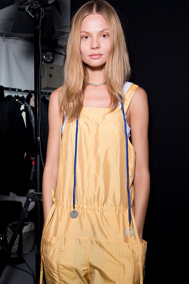 Trend: Dungarees<p> <p> Inspiration: Isabel Marant SS16