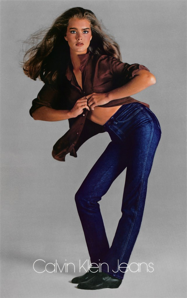 Who could forget Brooke Shields' iconic denim campaign that catapulted her (and her eyebrows) into stardom?