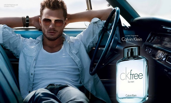 Jamie Dornan embodied the CK man in his campaign for <em>CK Free. </em>