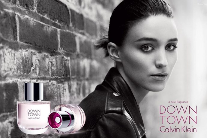 Rooney Mara was chosen to front the <em>Down Town</em> campaign - to great effect.