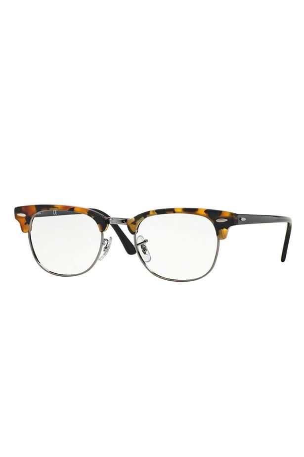 """Frames, $199, Ray-ban, <a href=""""http://www.opsm.com.au/frames/ray-ban/round/rx5154-clubmaster/8053672357257"""">opsm.com.au</a>"""
