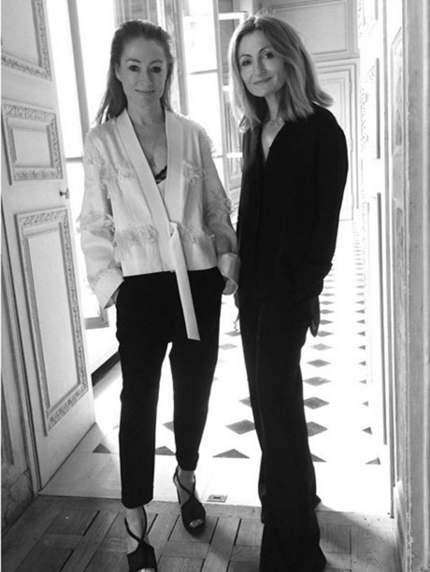 Alexandra and Genevieve Smart