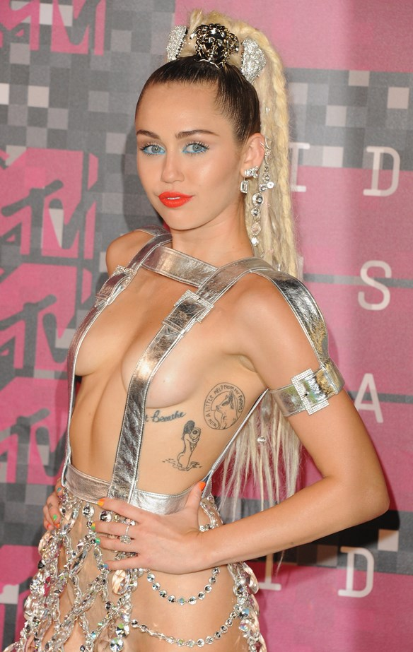 Miley Cyrus has her fare share of ink, which are largely tributes to her pets.