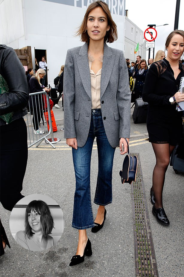 "Alexa Chung<p> <p> ""I love Alexa Chung's quirky-cute sense of style and the way she layers with ease. And that's in any season."" – Laura Culbert, Acting Chief Sub-Editor"