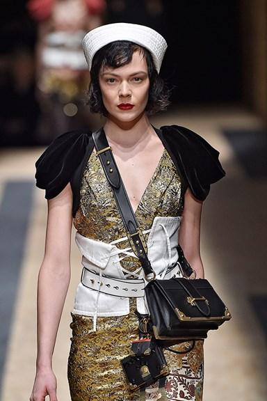 Milan Fashion Week's Most Wanted Bag