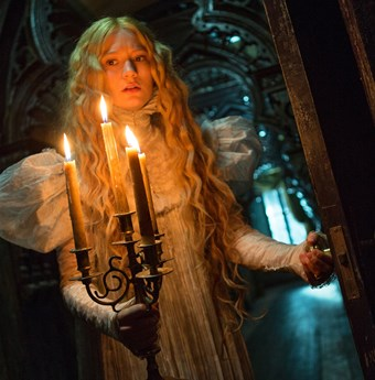 Crimson Peak Costume Designer Kate Hawley