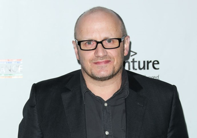 """<strong>LENNY ABRAHAMSON (DIRECTOR, <em>ROOM</em>)</strong> <br><br> """"The least glamorous thing I did today was probably text home to my mother-in-law who is looking after our kids saying, 'Don't forget to put the trash out tonight.' Because it's trash night. How's that for an Oscar story?"""""""