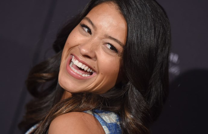 """<strong>GINA RODRIGUEZ (<em>JANE THE VIRGIN</em>)</strong> <br><br> """"Everything up until now. Every single thing. I did not come in here looking like this."""""""
