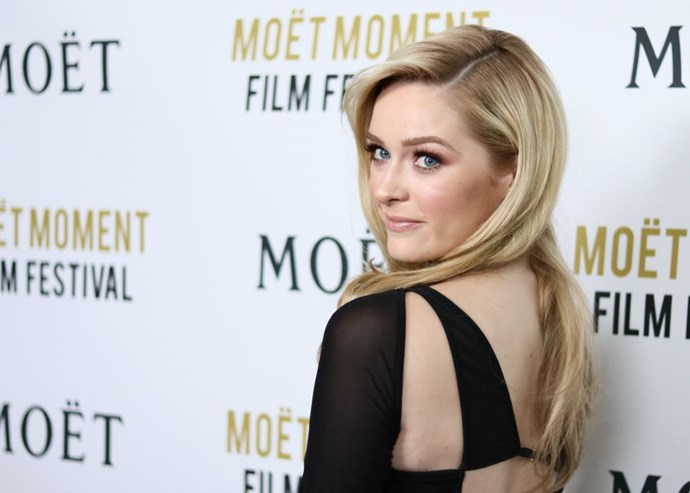 """<strong>GREER GRAMMER (<em>AWKWARD</em>)</strong> <br><br> """"Go to the gym. I guess people do that for red carpets, but I looked gross. It was definitely a non-red carpet thing."""""""
