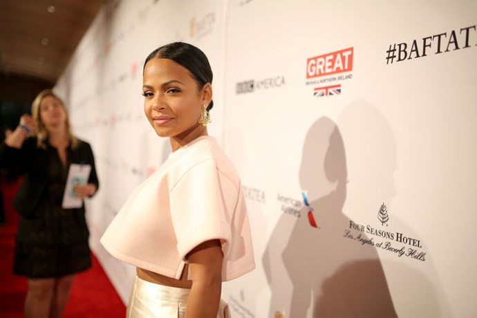 """<strong>CHRISTINA MILIAN (<em>GRANDFATHERED</em>)</strong> <br><br> """"I walked in my Uggs up the street in a rain wearing some pyjamas and looking really crusty. But I was going to get a facial. I was heading to do something red carpet-ish!"""""""