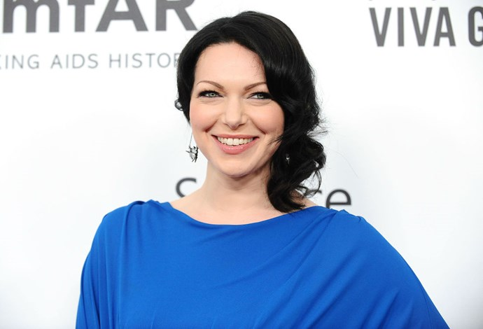 """<strong>LAURA PREPON (<em>ORANGE IS THE NEW BLACK</em>)</strong> <br><br> """"Probably eat the food I ate at the last party. It's not going to help me fit into my dress on Sunday."""""""