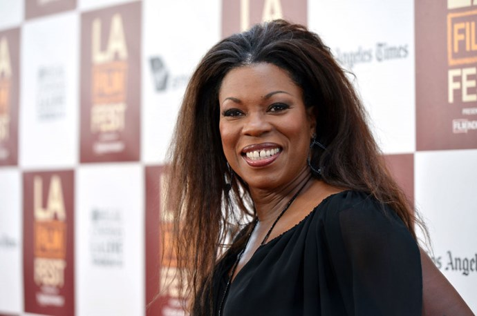 """<strong>LORRAINE TOUSSAINT (<em>ORANGE IS THE NEW BLACK</em>)</strong> <br><br> """"I got a muffin at Starbucks. And I wolfed it. I was so hungry and I was so stressed this morning."""""""