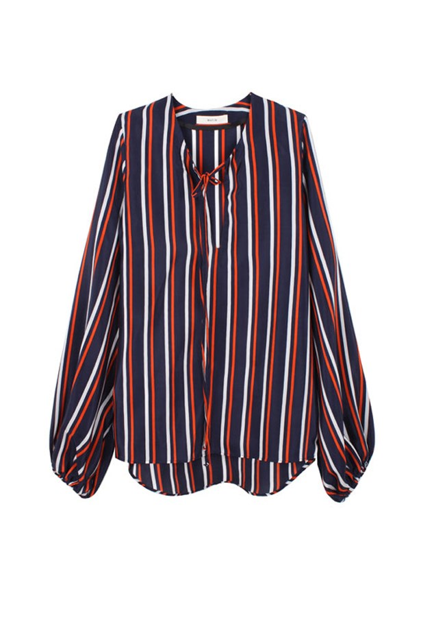 "<a href=""https://www.mychameleon.com.au/siena-silk-stripe-top-p-4294.html?newstuff=newstuff&typemf=women"">Top, $290, <strong>Matin </strong>at mychameleon.com.au</a>"