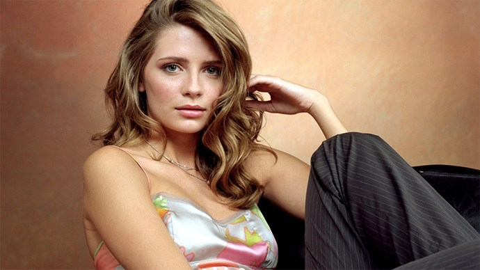 Mischa Barton as Marissa Cooper on 'The OC'.
