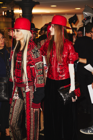 Soo Joo Park and Josephine Le Tutour