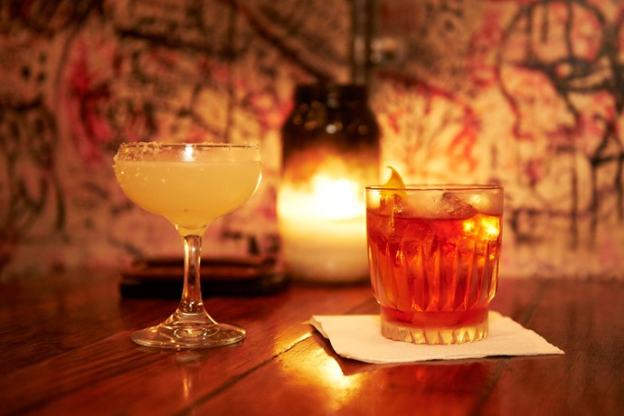Mary's Newtown and Sydney CBD's margarita and negroni