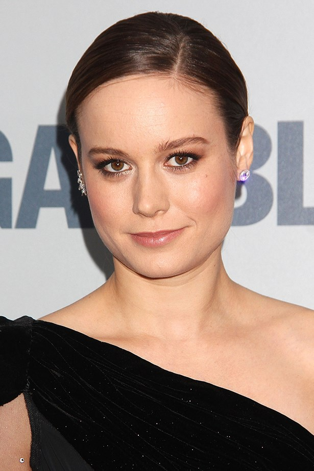 2014, Brie joins the dark side with brunette locks and a chocolate smoky eye at the premiere of<strong> <strong><em>The Gambler</em></strong></strong>.