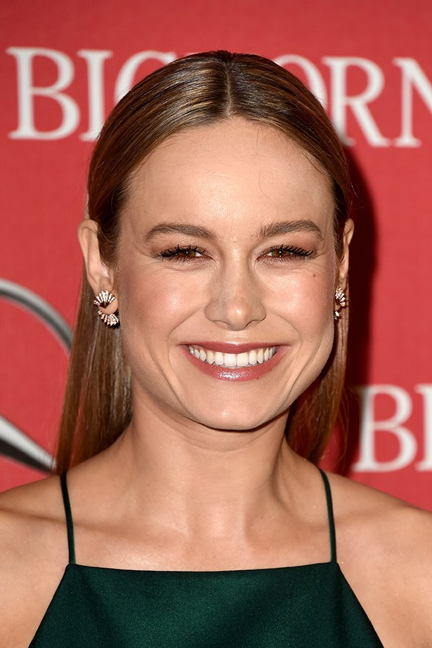 2016, Brie dons poker straight locks and a slick of bronze gloss at the <strong>27th Annual Palm Springs International Film Festival Awards Gala</strong>.