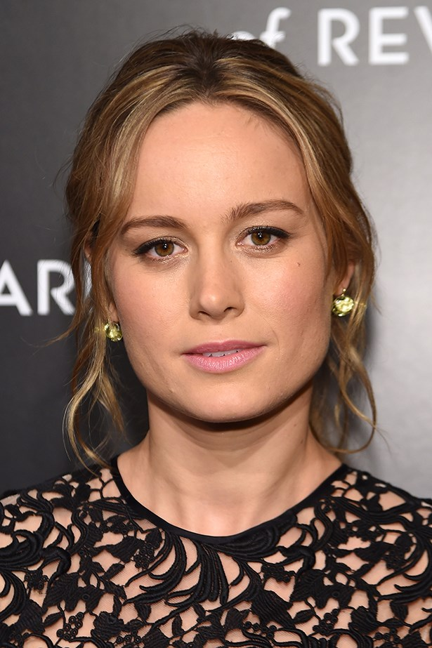 2016, the blonde beauty opts for an ethereal updo and a pale pink pout at the <strong>National Board of Review Gala</strong>.
