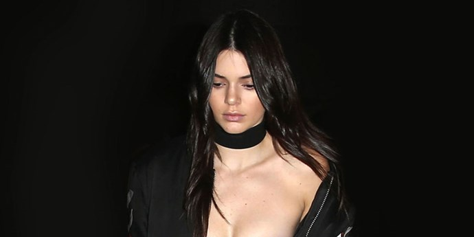 Kendall Jenner in Paris