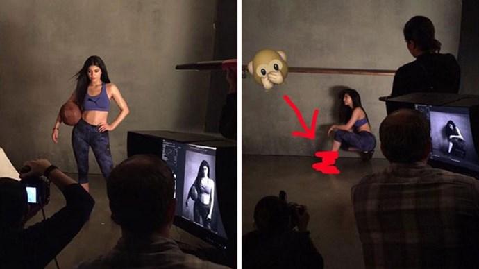 Puma's Snapchat