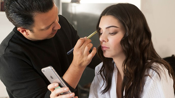Kendall Jenner's Makeup Artist Victor Henao Reveals How To Get Flawless Makeup