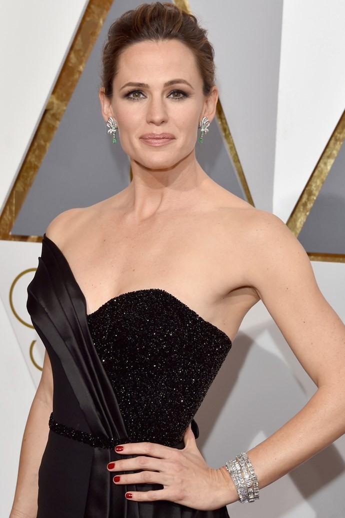 Jennifer Garner at the 2016 Oscars.