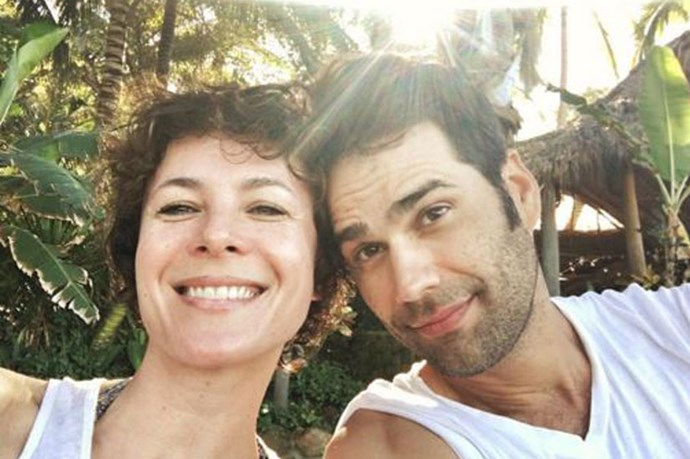<strong>Garance Doré and Chris Norton</strong> announced their engagement in January.