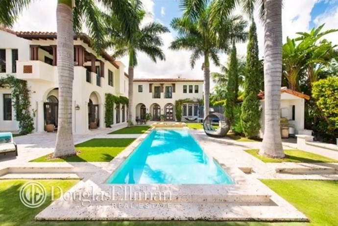 "<p> The Place: <a href=""https://www.airbnb.com.au/rooms/11067885?s=5oSa3Prd"">Palm Island Mediterranean Estate, Miami Beach, Florida</a>.<p> <p> The Perks: Basically: the entire 12-bedroom estate, complete with pool, spa and gym, to yourself. <p> <p> The Pricetag: $13,557 AUD a night.<p>"