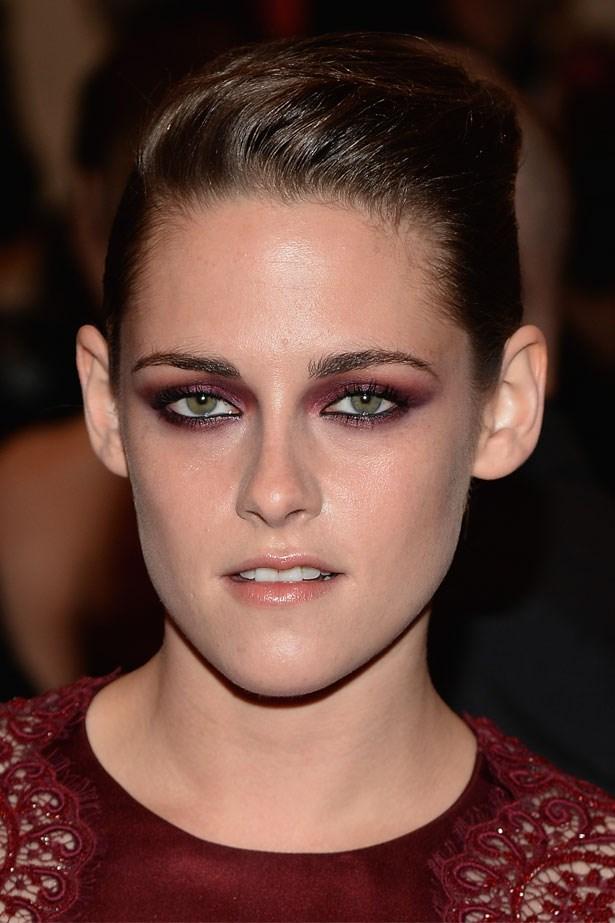 Kristen Stewart beauty look