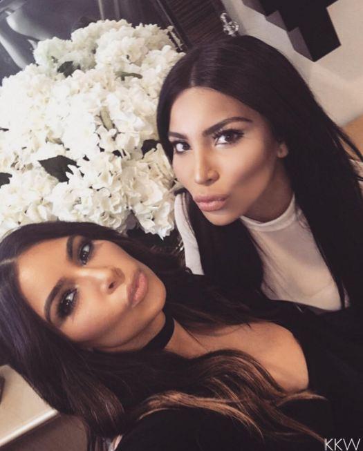 Kim Kardashian lost 19 kgs since Saint's birth