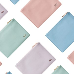 tde's new pastel clutches are now available