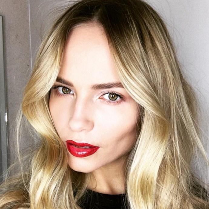 Natasha Poly beauty Instagram