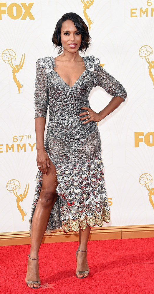 <strong>Sexiest Actress</strong> <br><br> Kerry Washington