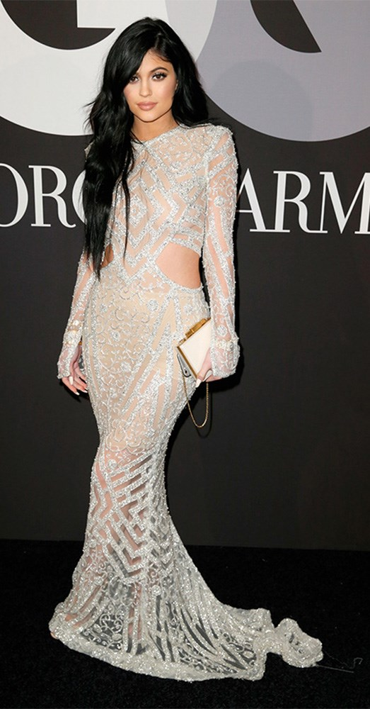 <strong>Sexiest Style Risk-Taker</strong> <br><br> Kylie Jenner