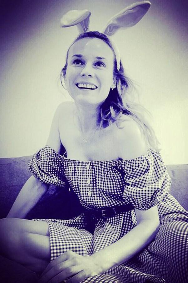 Diane Kruger Instagram.
