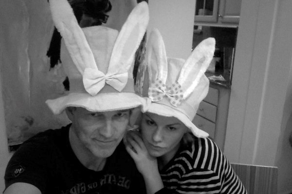 """Anna Paquin: """"Wishing everyone a lovely Easter xoxo"""""""
