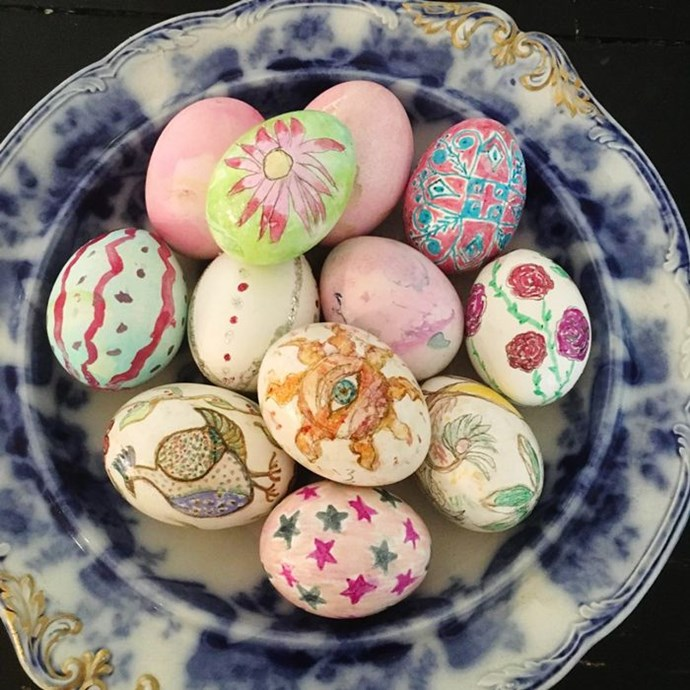 "Naomi Watts: ""Happy Easter !!!"""