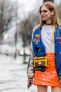Word On The Street: Bomber Jackets