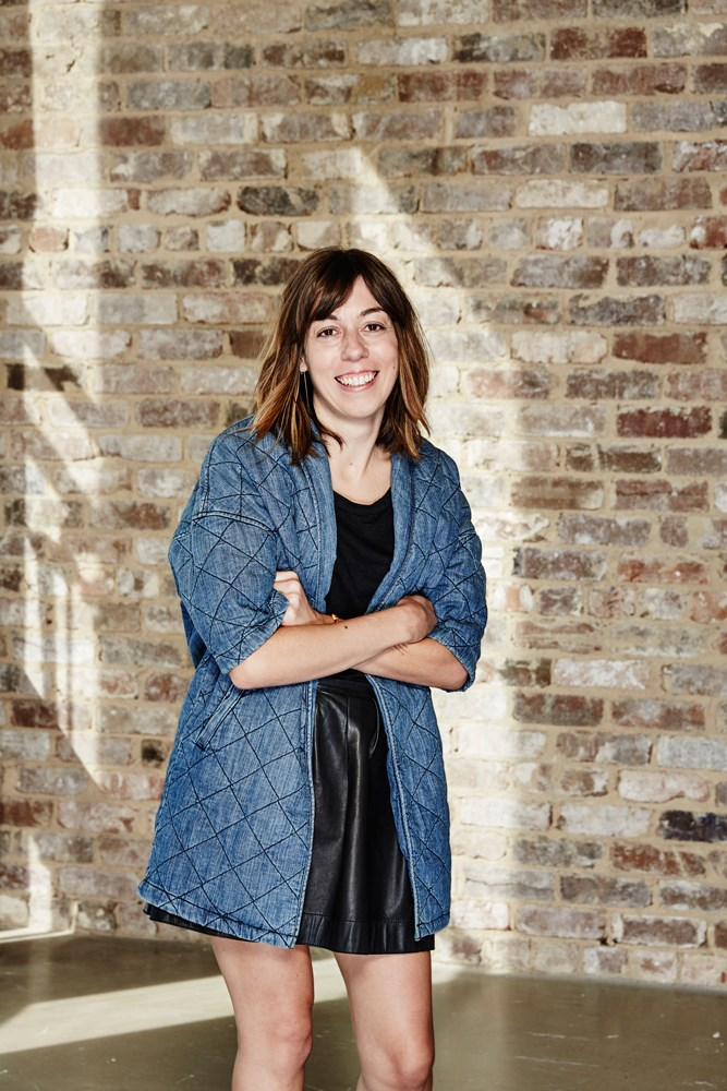 "<strong>Laura Culbert, acting chief sub-editor </strong><br> <em>Denim coat by Current/Elliott </em><br> ""I bought this coat last winter and it very quickly became one of my favourite pieces in my wardrobe. It's perfect during this tricky trans-seasonal period since it works over both long sleeves and short, and with both pants and skirts. It's also pretty cosy, making it very useful in our cold office!"""