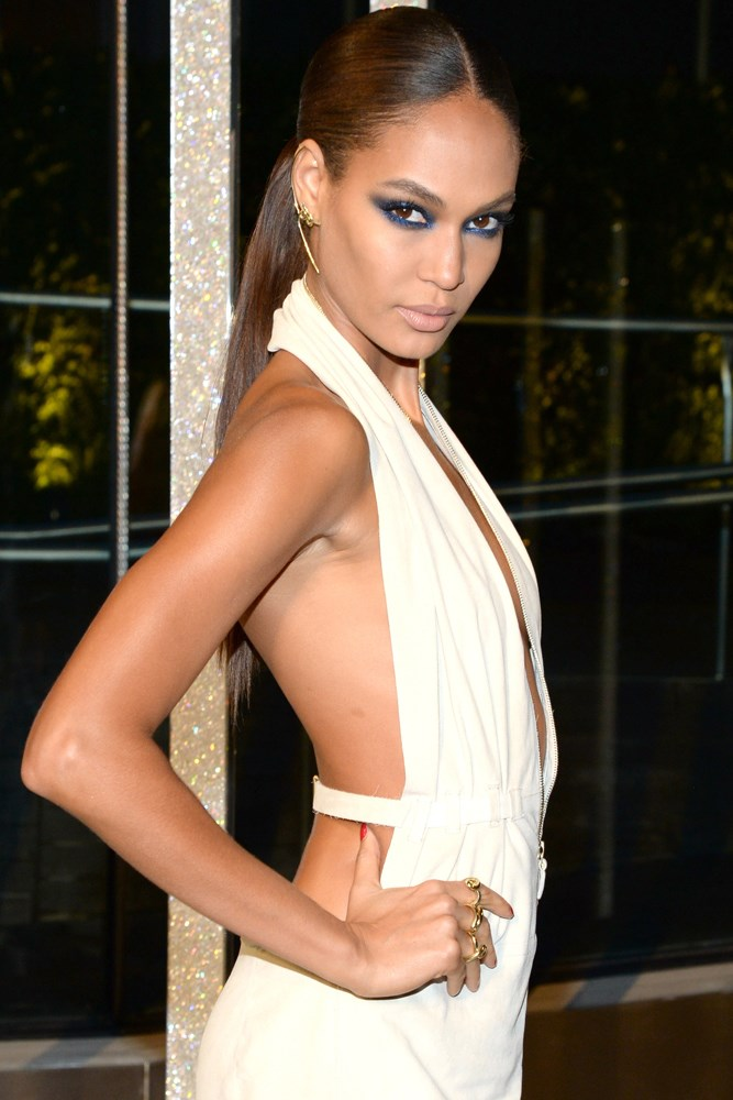 Joan Smalls beauty and fitness routine