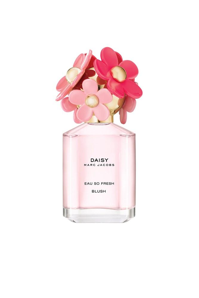 Daisy Eau So Fresh Blush, $99, Marc Jacobs, (call 1800 812 663 for stockists)